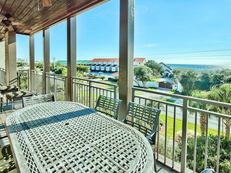 Apr 10-13 $1309 total☀️Rooftop Pool☀️Walk2Beach☀️2x Sanitizing Process☀️Open Air, casa vacanza a Alys Beach