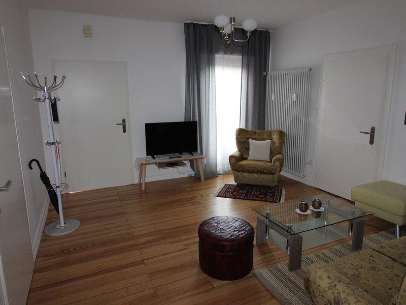 Exclusive Wohnung im Herzen der Altstadt, vacation rental in Neunkirchen