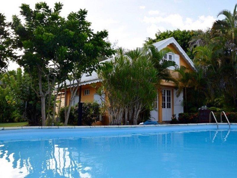 Domaine de Néron - Daïquiri, location de vacances à Le Moule