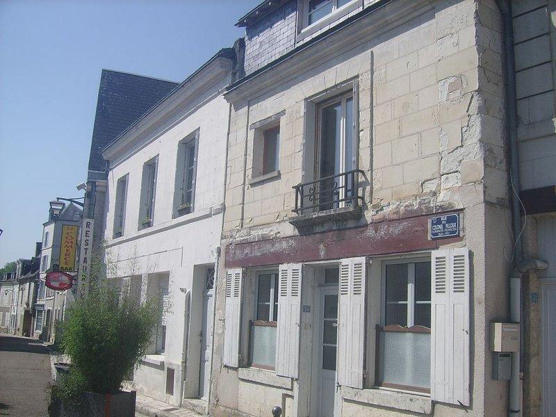 MAISON DE BOURG sans terrain, vacation rental in Pontlevoy