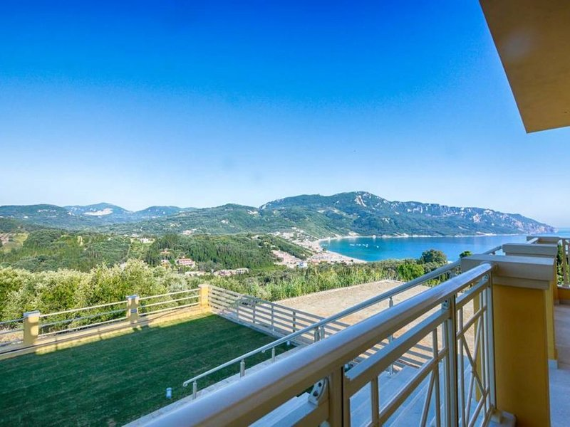 Villa Sofia #2   Appartement  with amazing view, holiday rental in Afionas