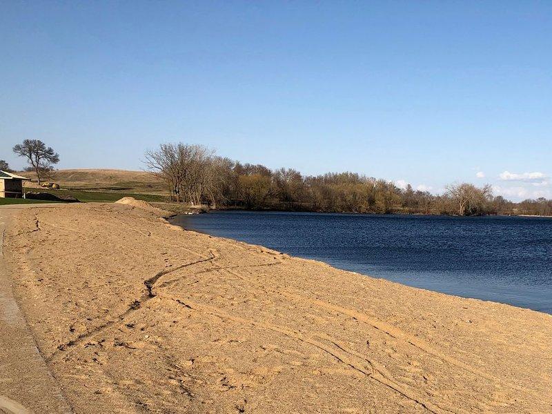 Plage du parc de Brophy à proximité - Nouveau sable, pistes cyclables et nouvelles salles de bain