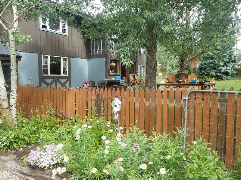 Beautiful 2 Bedroom apartment in the heart of Crested Butte historic district., holiday rental in Crested Butte