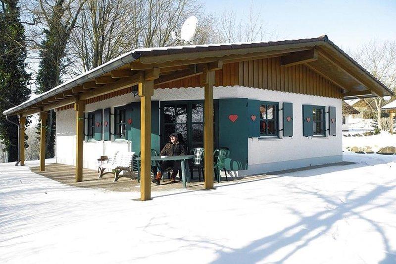 Feriendorf Ulrichsgrün, Waldmünchen, holiday rental in Treffelstein