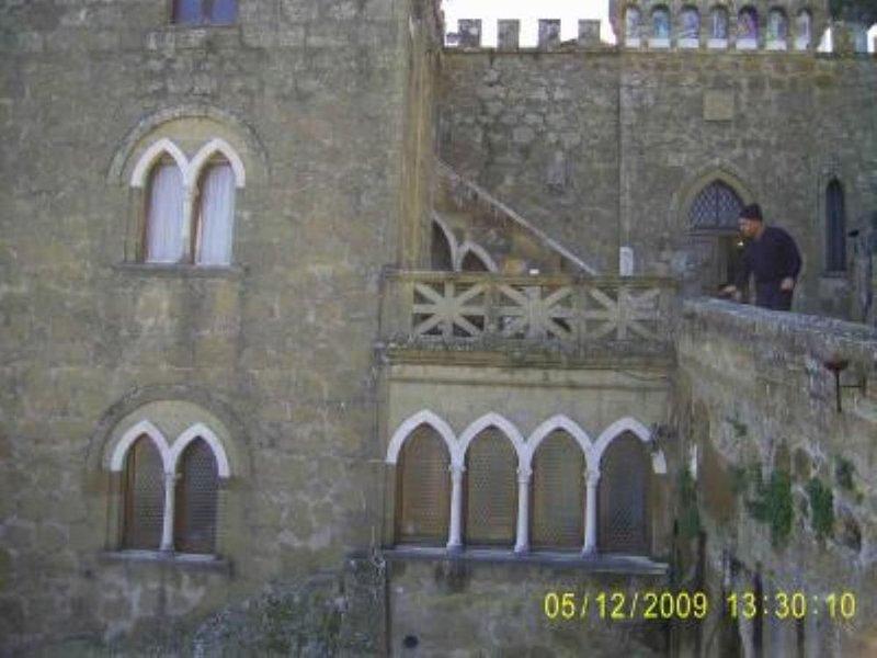 Casa signorile Castelboscaglia, vacation rental in Pitigliano