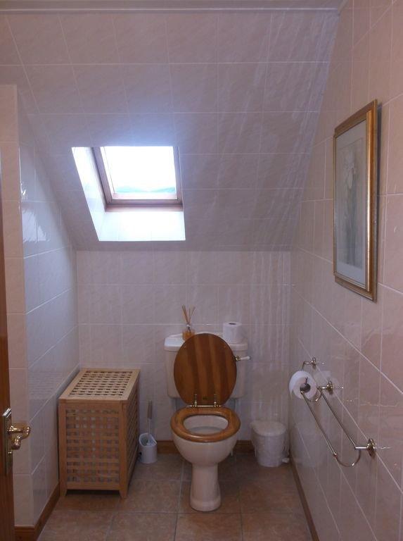 Cuarto de baño de arriba