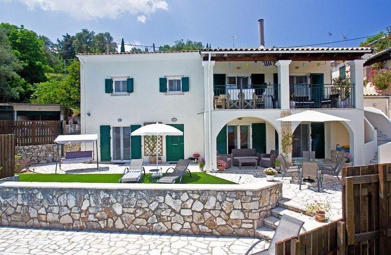 Villa e Jardim
