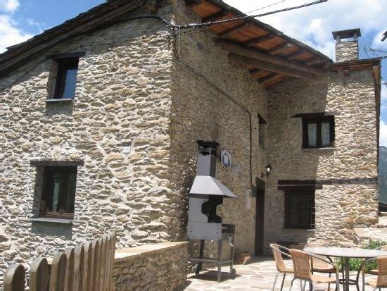 Casa rural (alquiler íntegro) Masover Cal Vidal para 7 personas, holiday rental in Arcabell