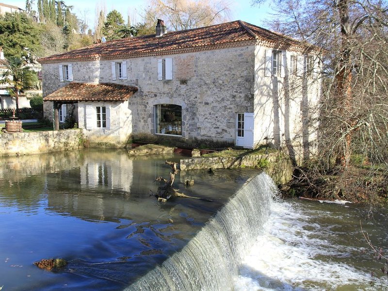 Moulin de la Belle Gasconne, holiday rental in Frechou