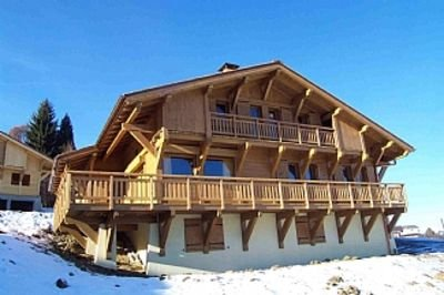 Huge Chalet In Combloux, superb view of Mt Blanc, in Megeve/St Gervais ski area, holiday rental in Combloux