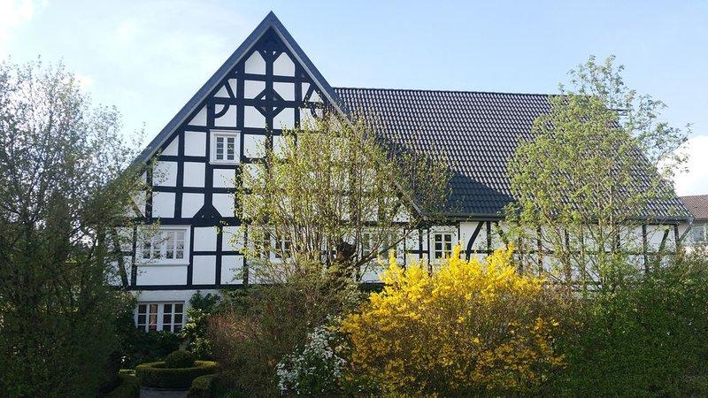 Erholsamer Landurlaub mit vielfältigen Aktivitäts- und Ausflugsmöglichkeiten, alquiler de vacaciones en Bettingen