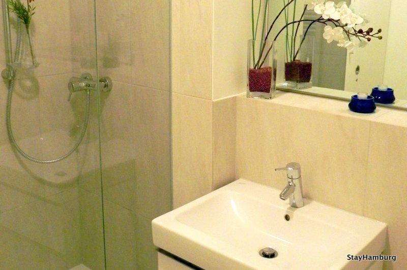 Baño de ducha (ejemplar)