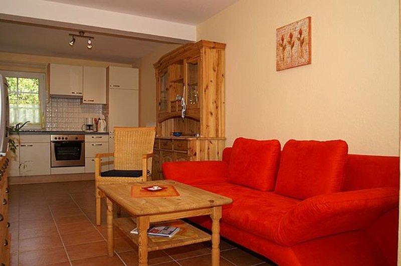 Einfamilienhaus in Alleinlage mit vier  Ferienwohnungen, holiday rental in Dassow