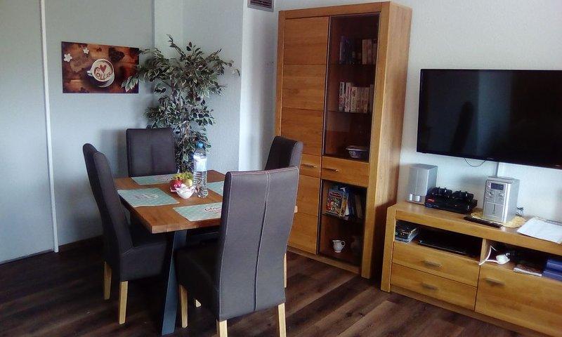Moderne Ferienwohnung 80m² in ruhiger Lage, holiday rental in Saarland