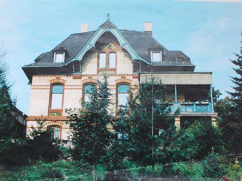 Wunderschöne 110 qm Wohnung im Rheingau in Walluf am Rhein, alquiler vacacional en Eltville am Rhein