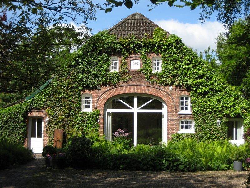 *Erholung auf dem Lande* ☺, alquiler de vacaciones en Oldenburg