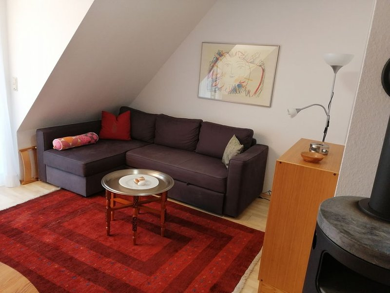 FeWo in Cuxhaven, familienfreundlich, Garten, Ruhig, kostl.WLAN, bis 5 Personen, casa vacanza a Duhnen