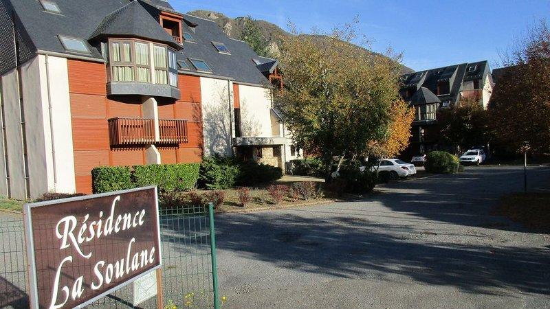 T2 CABINE 4 PERSONNES CHALEUREUX & FONCTIONNEL aux portes de Saint Lary, location de vacances à Guchan