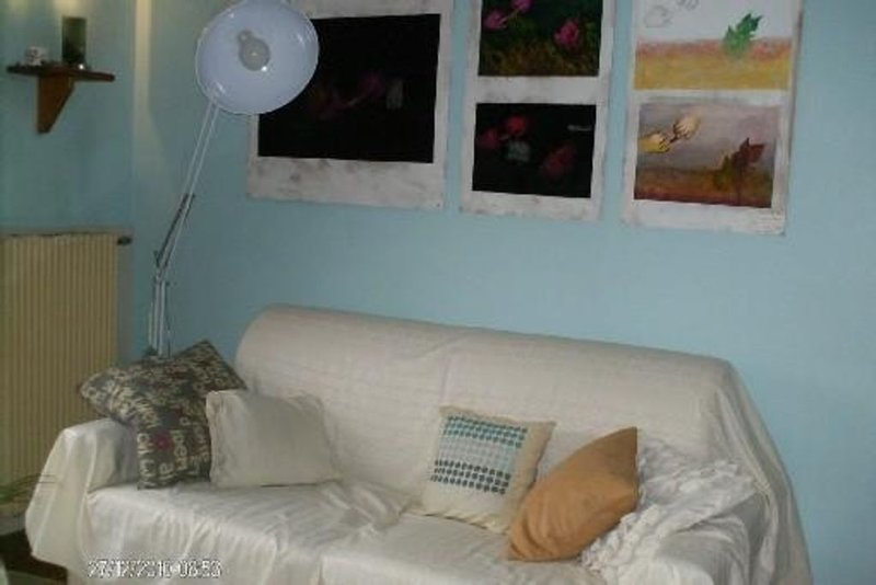 Appartement lumineux et agreable   ,3 pieces ,vue sur mer  a MERS, vacation rental in Mers-les-Bains