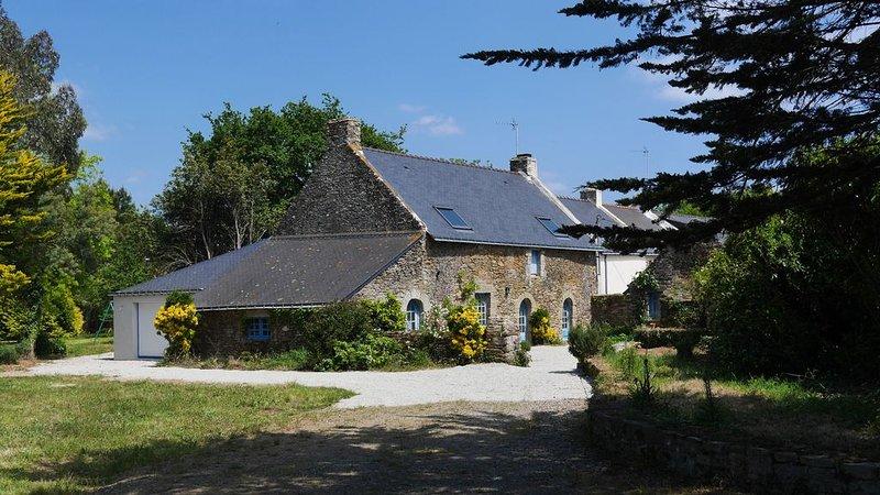 Maison pour maximum 9 personnes à Sarzeau, casa vacanza a Sarzeau