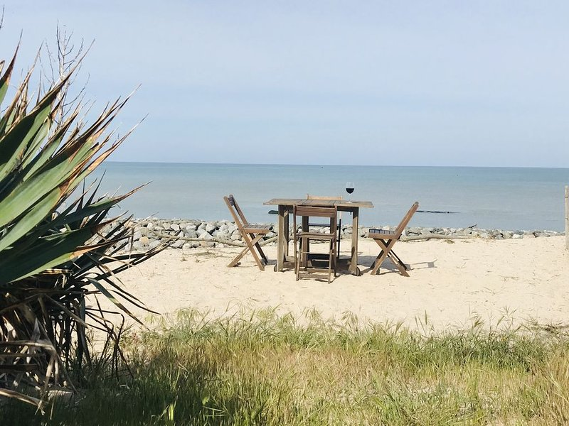 ACCES DIRECT PLAGE, petite maison, cadre exceptionnel, holiday rental in Soulac-sur-Mer
