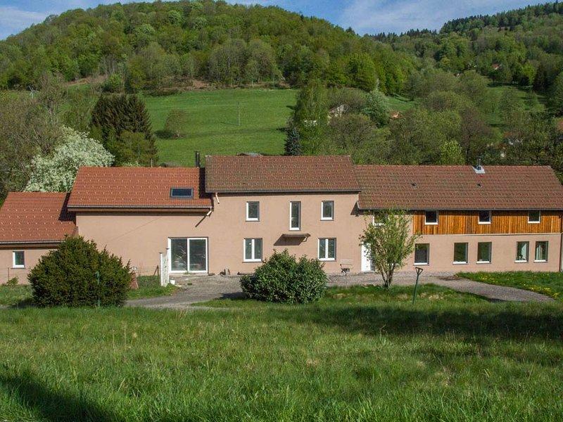 L'Ancien Moulin de Fresse-sur-Moselle ***, la nature à vos pieds - Vosges, vacation rental in Le Thillot