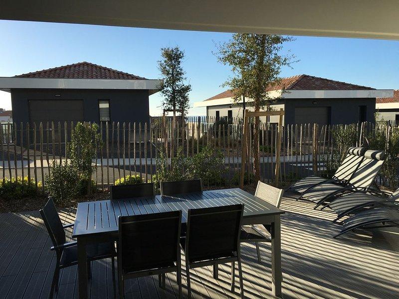 ANGLET-Chiberta -Mer&Golf Appartement  plage à 300m, location de vacances à Anglet