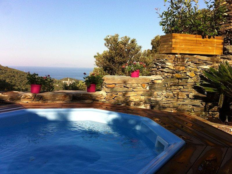 Maison paisible qui peut accueillir  2 ou 4personnes, vacation rental in Brando