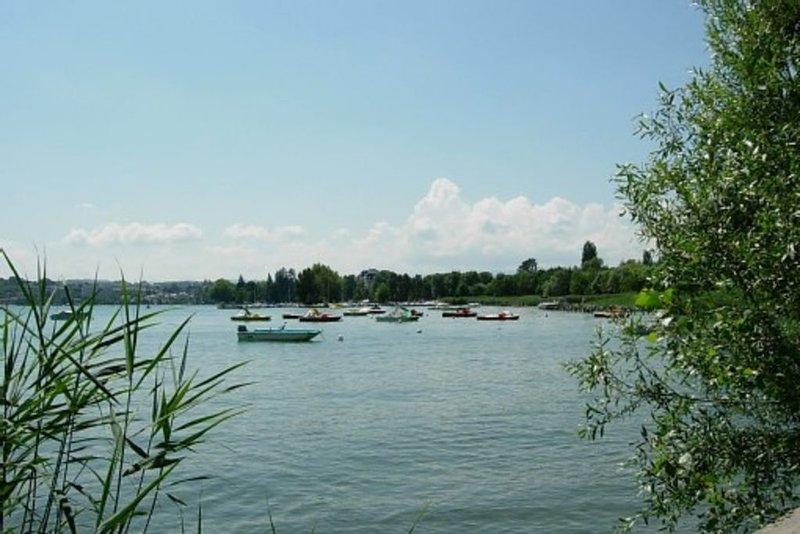 Appartement dans villa excellente situation à coté lac et montagne, holiday rental in Annecy-le-Vieux