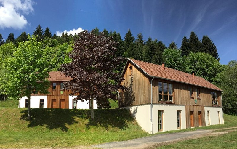Gîte Chalet 8 personnes tout confort avec SPA Xonrupt-Longemer / Gérardmer, casa vacanza a Xonrupt-Longemer