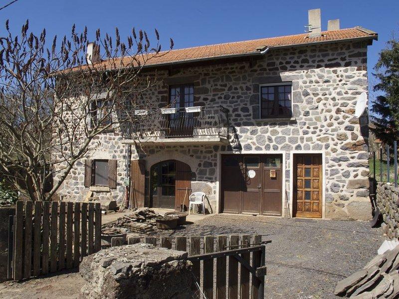 Gîte Rural Montagnac, holiday rental in Coubon