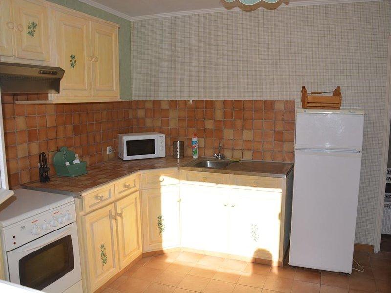 Annex house kitchen