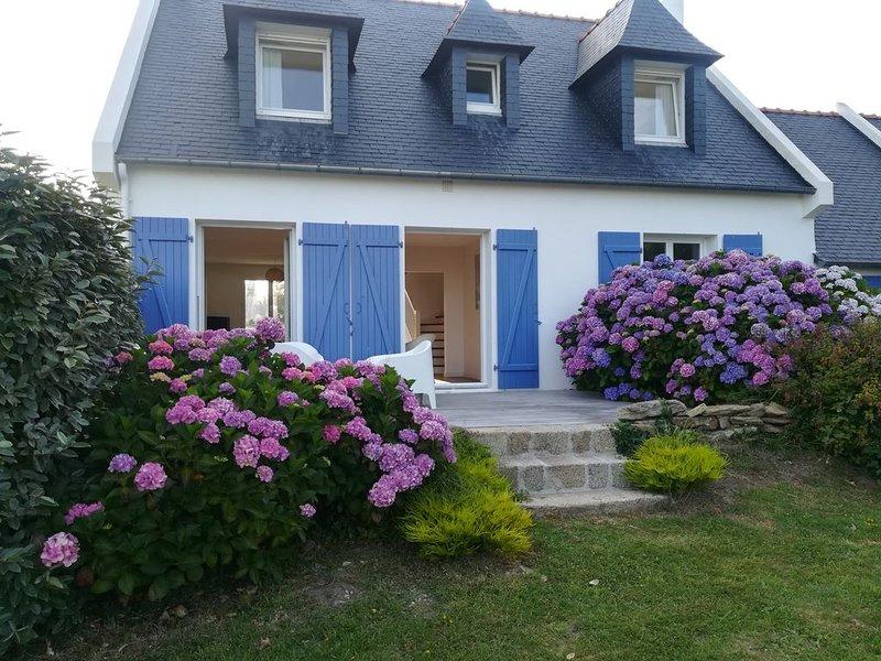 Au Conquet à la pointe du Finistère, maison cosy pour 5. Bienvenue en Bretagne!, alquiler de vacaciones en Finistere