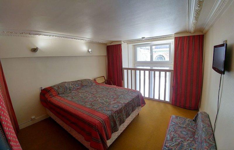 Meublé de tourisme** (classé 06/2018) réaménagé en mars-avril 2017, holiday rental in Le Mont-Dore
