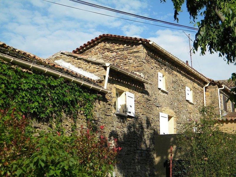 'Tourisme vert en Cévennes' : calme, authenticité, soleil, nature., holiday rental in Saint-Jean-du-Pin