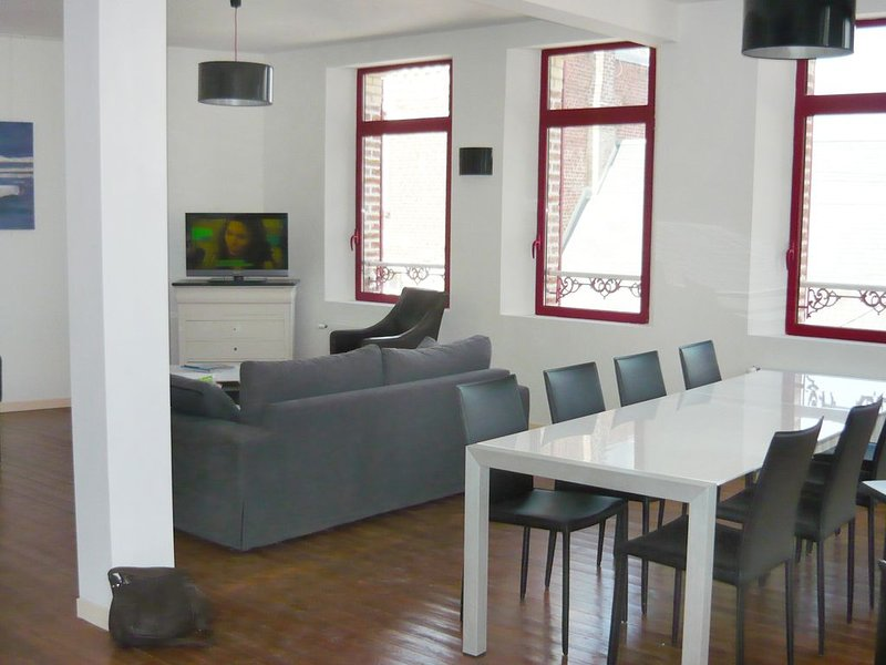 APPARTEMENT LES 3 CONSERVERIES LE CROTOY, vacation rental in Somme