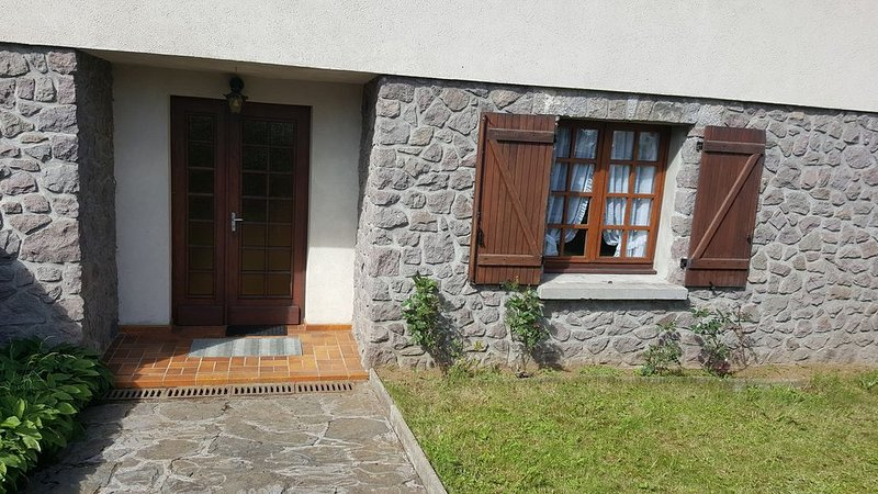 Appartement Les Marmottes classé 3 étoiles, holiday rental in Saint-Diery