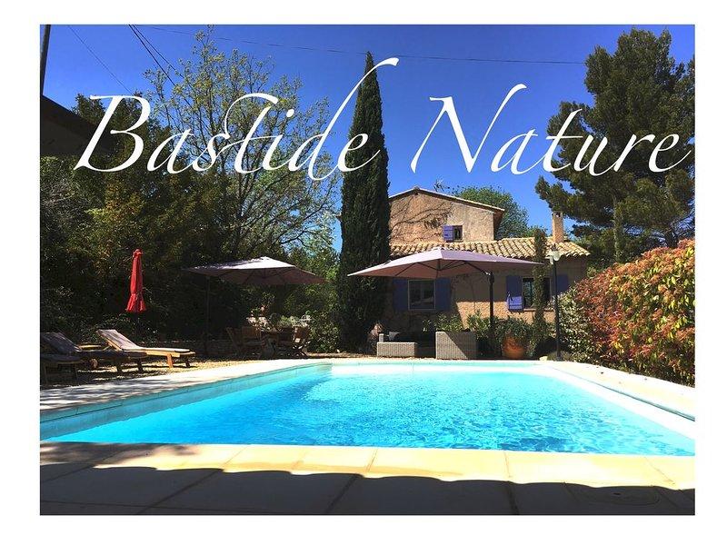 Chambres familiales de charme au cœur de la Provence dans le Lubéron à Saignon, alquiler de vacaciones en Apt