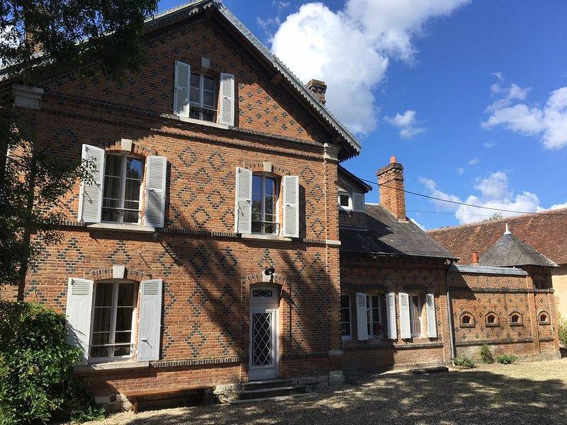 Le Domaine de Bel-Air : charme et authenticité solognote, casa vacanza a Nouan-le-Fuzelier