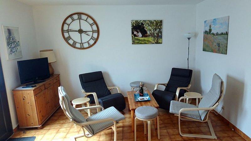 Maison avec arrière-cour à 300 m du lac de Sainte-Croix, vacation rental in La Palud sur Verdon