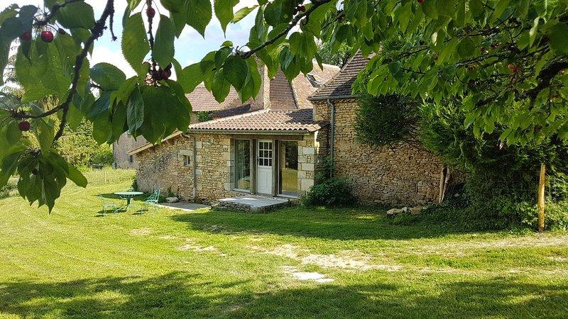 Au cœur du Périgord noir, à 4km du Bugue, gîte de charme 3 chambres 130 m², casa vacanza a Audrix