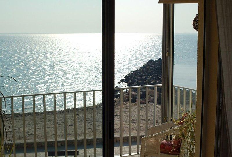 Appartement climatisé en location à Mèze, Hérault, vacation rental in Meze