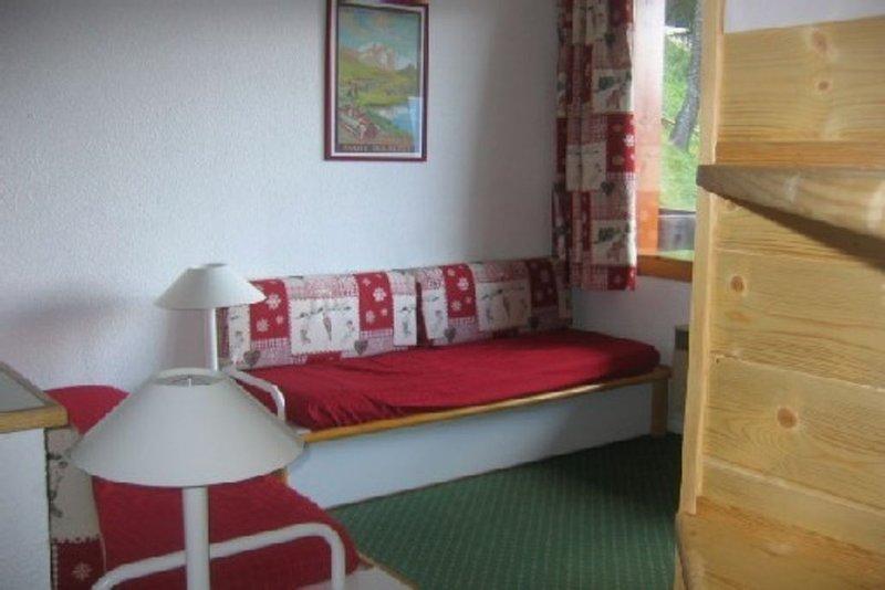Appartement de montagne réduction hors vacances scolaires, holiday rental in Les Coches