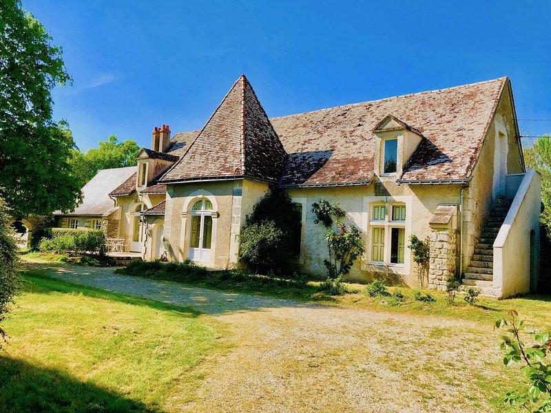 Métairie du Château de Villandry Domaine de l'Augeonnière, holiday rental in Luynes