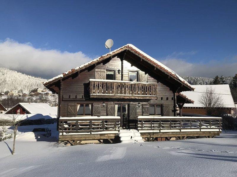 Entre lacs et montagnes,  un week-end et plus en famille ou en groupe., casa vacanza a Xonrupt-Longemer
