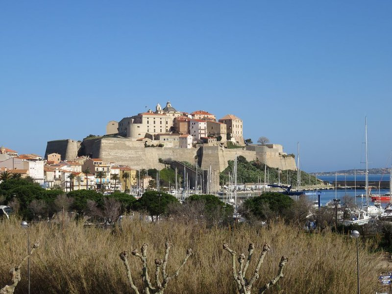 Appartement centre ville, holiday rental in Calvi