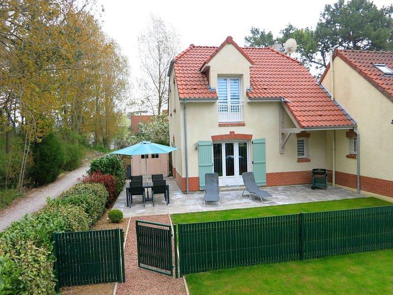 MAISON NEUVE - Gite Poppy à Stella Plage, 5 minutes du Touquet, vacation rental in Pas-de-Calais