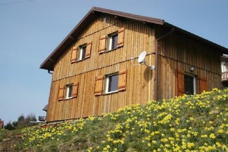 Chalet neuf (2010) à louer pour 5 personnes., holiday rental in Gerardmer