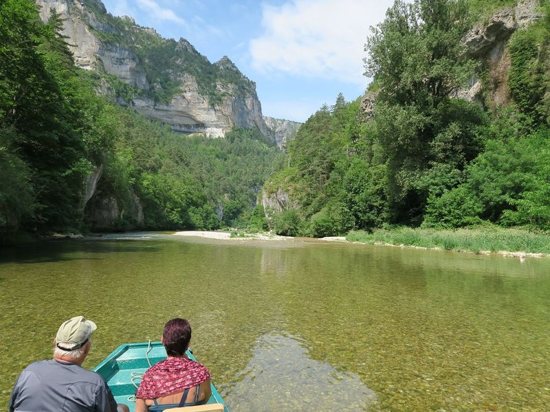 Gite au cœur des gorges du tarn, holiday rental in Lozere