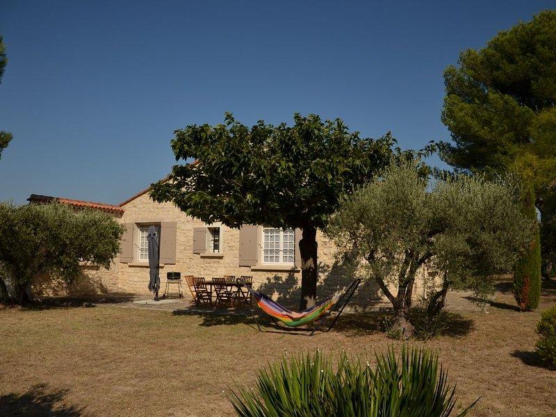 Mas authentique Saint-Rémy Provence, Ferienwohnung in St-Rémy-de-Provence